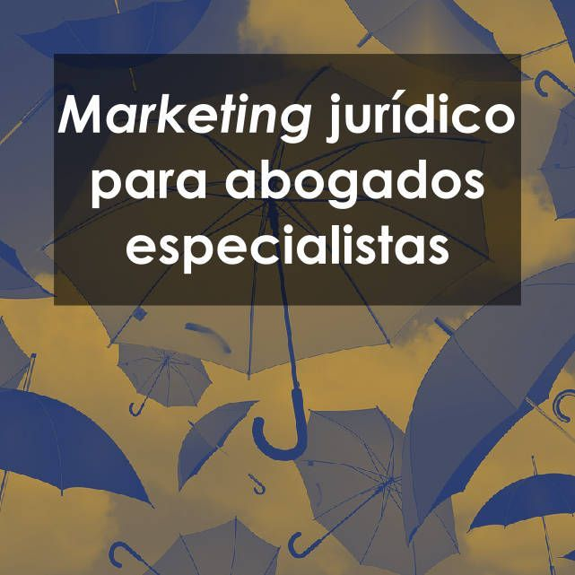 marketing juridico para abogados especialistas - portada jpg